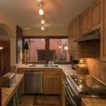 An inviting kitchen, fully equipped