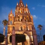 La Parroquia San Miguel de Allende