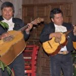 Mariachis in the Jardín