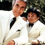 Ricardo Montalbán in his most famous role