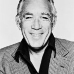 The great Anthony Quinn